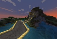 EPIC CAVE HOUSE Minecraft Project