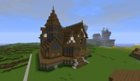 Victorian House 4 Minecraft Project