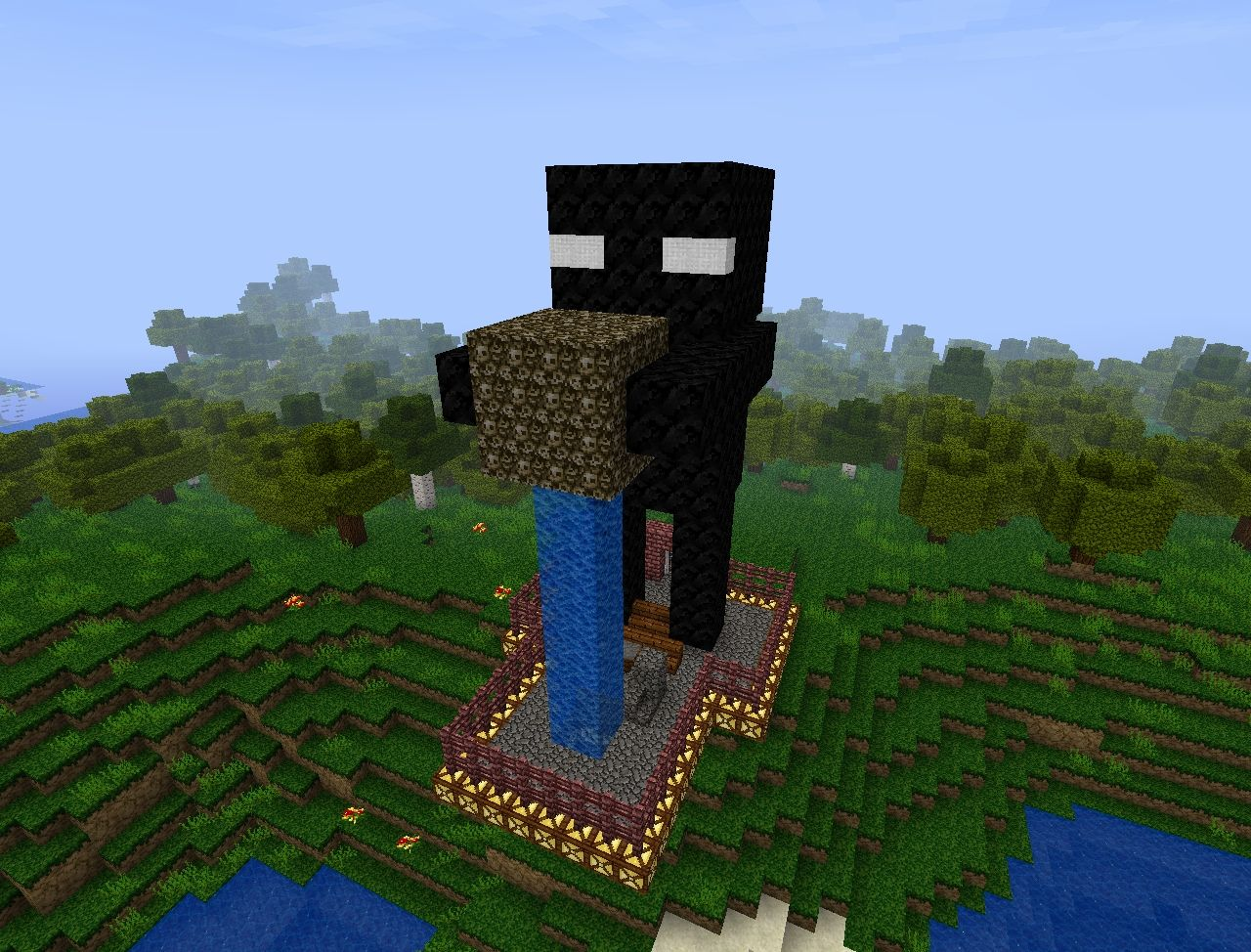 Minecraft Wallpaper Enderdragon Cute The Battle Of The Ender Dragon Dxd Adventure Map