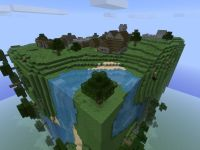 Minecraft: Cube World V2 Minecraft Project
