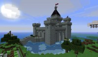 Tsharas castle Minecraft Project