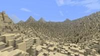 Desert Island Minecraft Project