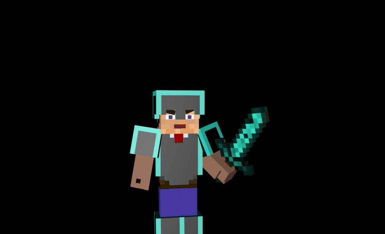 Minecraft Characters Faces Cinema 4d Animation Part 1 Face Minecraft Blog