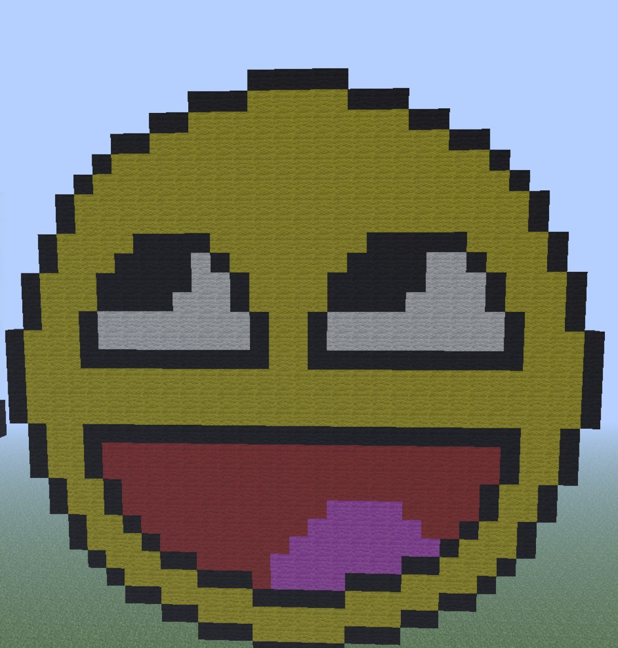 Minecraft Characters Faces How To Make Epic Face Minecraft Project