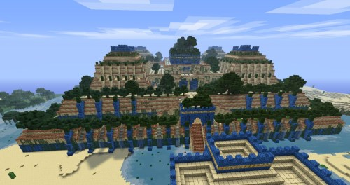 Genuine Babylon Images Today Hanging Gardens Hanging Gardens Minecraft Project Hanging Gardens Babylon Images Now Hanging Gardens