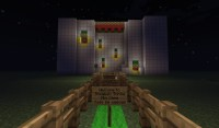 Snowball Throw Mini Game Minecraft Project