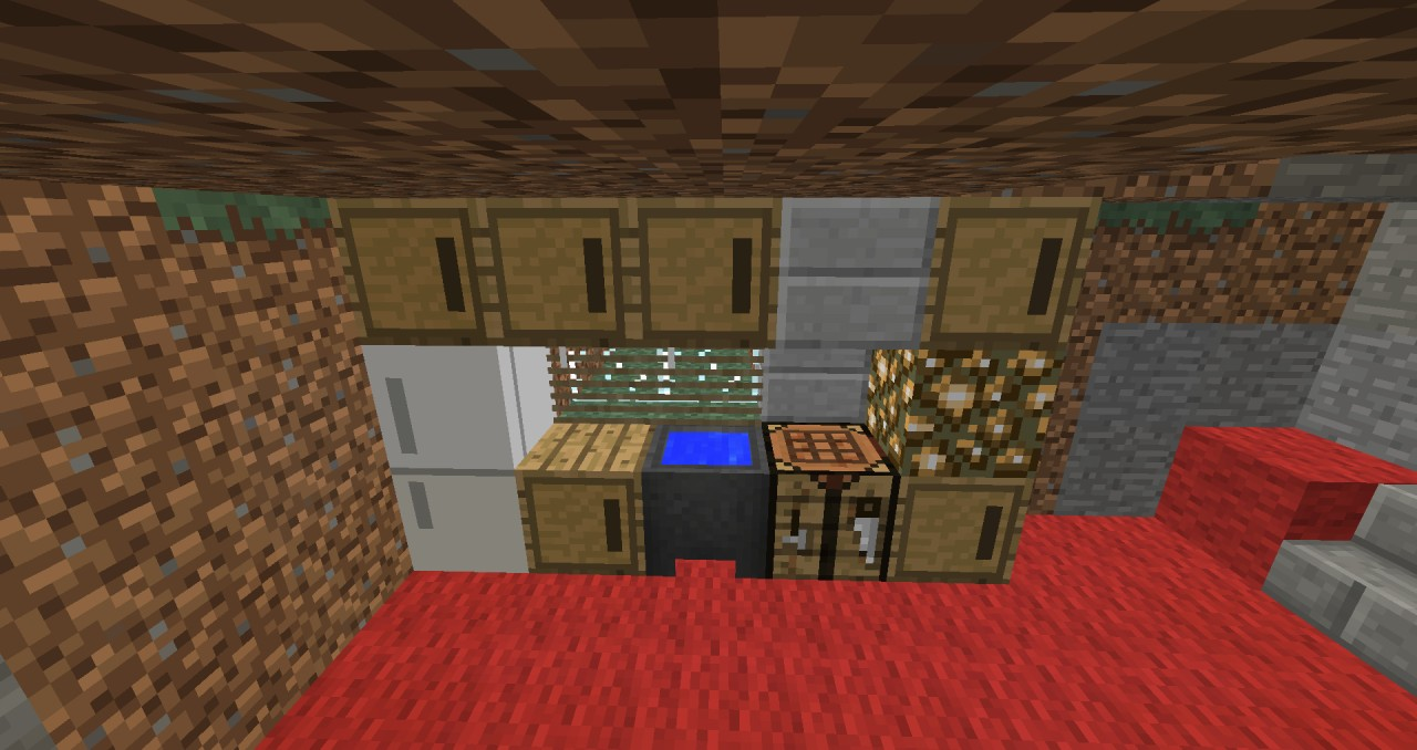 minecraft kitchen furniture ideas minecraft furniture kitchen minecraft furniture kitchen designer survival kitchen