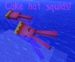 Minecraft Squid Texture Pack