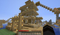 Best Houses Ever Minecraft Project