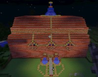 TNT Mansion! Biggest on Planet Minecraft! Minecraft Project