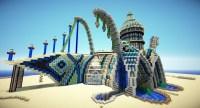 Octavis, Desert* Temple Minecraft Project