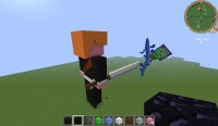 Some Bleach Shit Minecraft Project