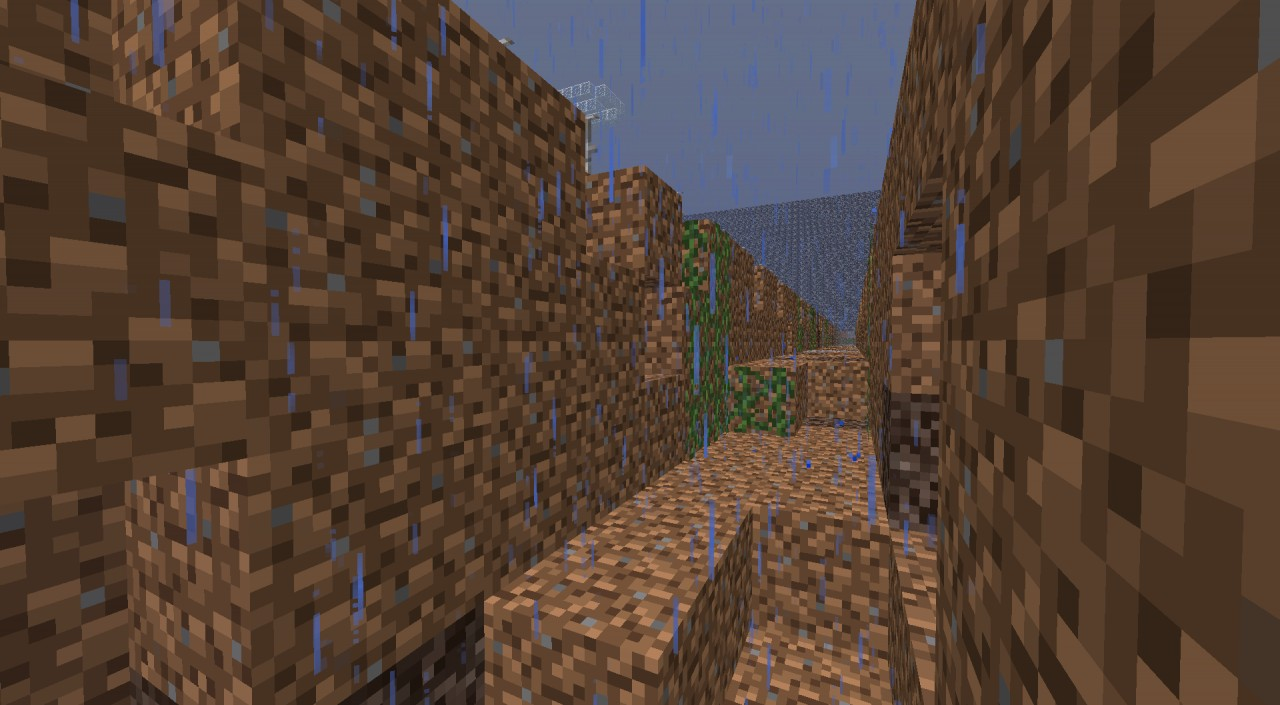 3d Wallpaper Feature Wall Ww1 Trench Pvp Arena Minecraft Project