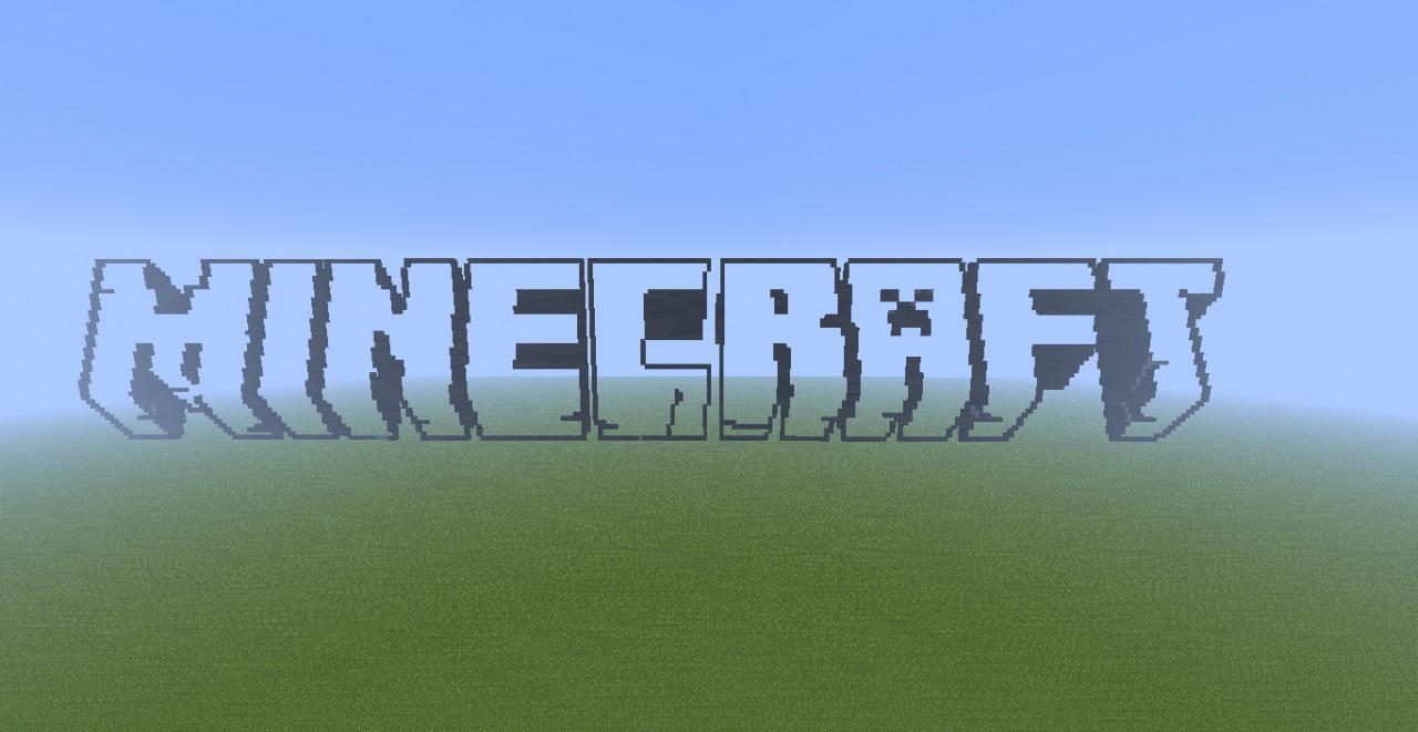 minecraft logo Minecraft Project