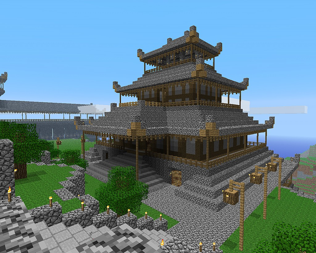 Plan Manoir Minecraft New Need Help And Admins To Build Minecraft Server