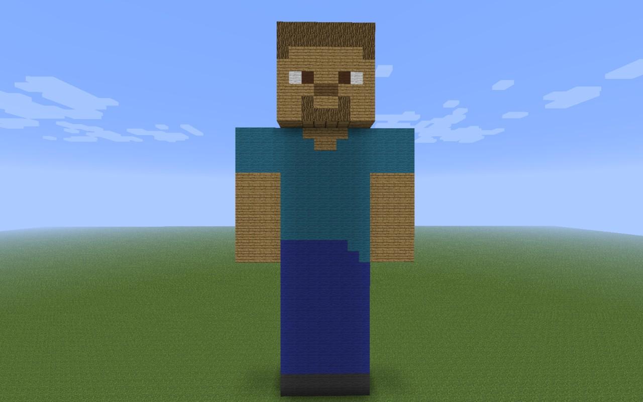 Minecraft Steve Skin
