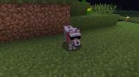 Baby Minecraft Wolf