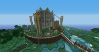 MInecraft Creative Server Builds Minecraft Project