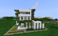 Permafrost | House Minecraft Project