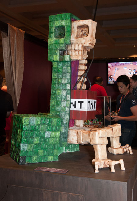 Minecraft Wallpaper Creeper 3d 3d Printed Minecraft Creeper Anatomy What Do You Think