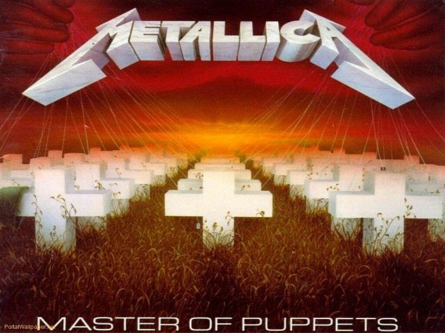 3d Server Wallpaper Metallica Master Of Puppets Albumcover Minecraft Project