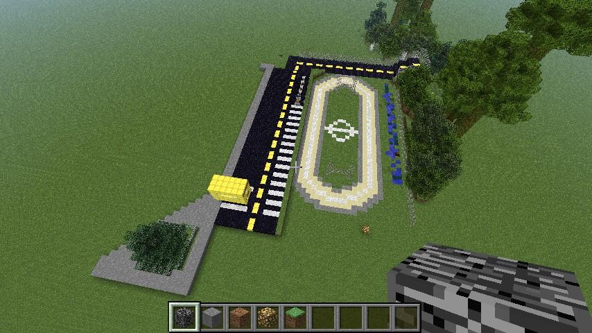 minecraft school minecraft project