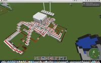 Amazing Redstone World Minecraft Project