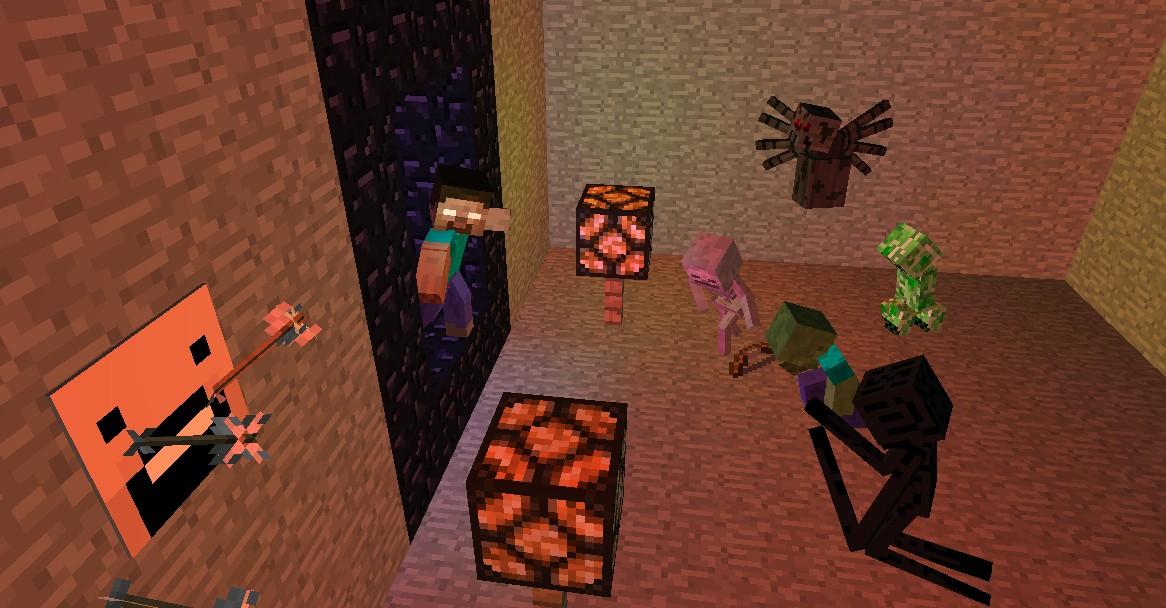 Creeper Wallpaper Hd Herobrine Returns Wallpaper 86 Sub Special Minecraft Blog