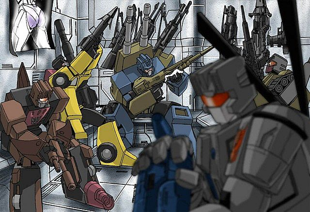 Fall Of Cybertron Wallpaper Iacon Hall Of Records Transformers Prime Minecraft Project