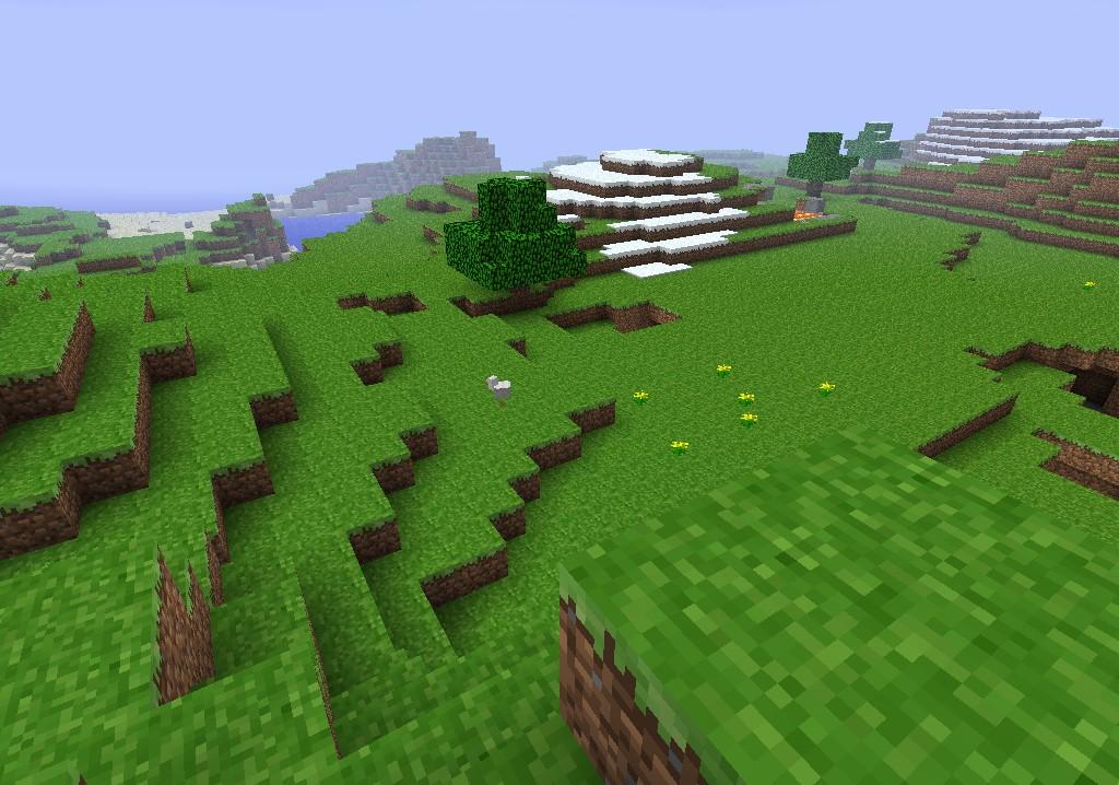Minecraft Awesome World Seeds! Minecraft Blog