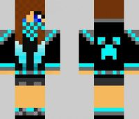 here's some new minecraft skins i made Minecraft Blog