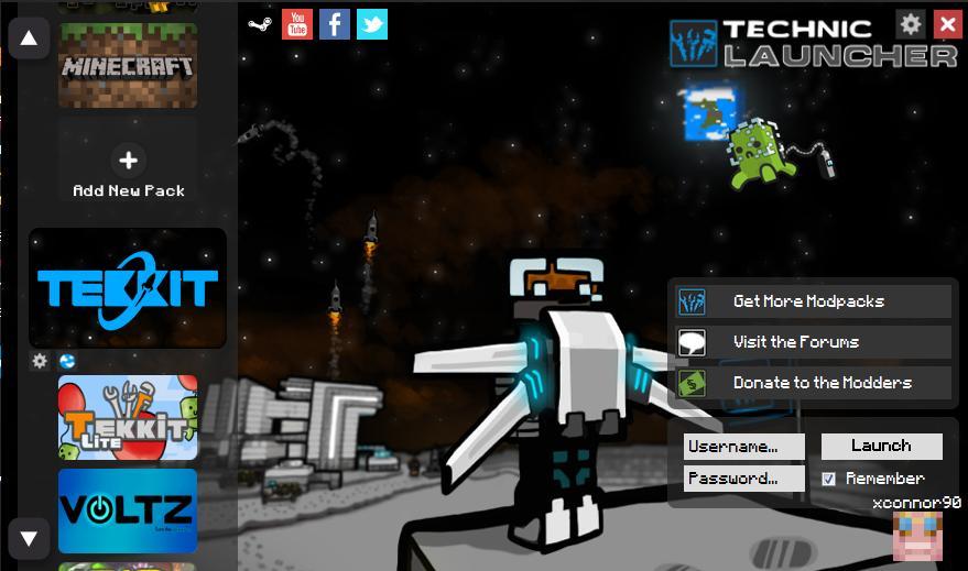Technic Platform (Tekkit etc) Minecraft Blog