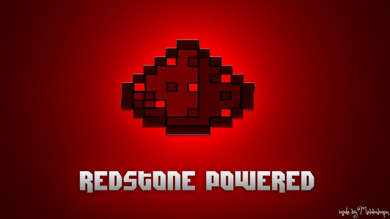 Minecraft Wallpaper Hd Download Redstone Fun By Croninja Minecraft Project
