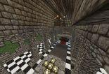 Minecraft Zelda Temple