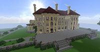 Breakers Mansion! Schematic Minecraft Project