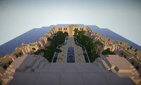 Desert Palace Minecraft Project