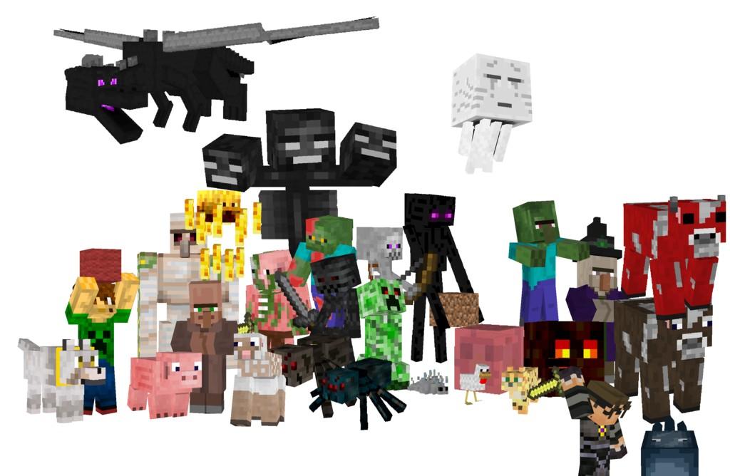 Mob Personalities Minecraft Blog