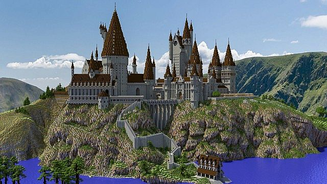Fairy Tail Wallpaper Hd The Real Hogwarts Download Minecraft Project