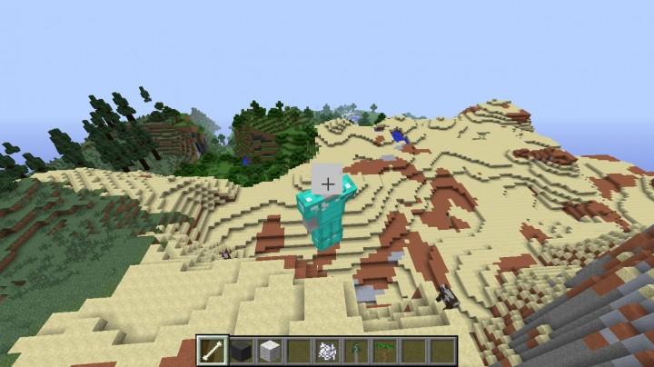 landscape ideas in minecraft