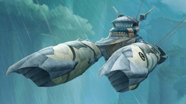 Minecraft Animation Wallpaper Storm Hawks The Condor Minecraft Project