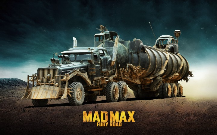 Project Cars Changed My Wallpaper Mad Max Fury Road War Rig Minecraft Project