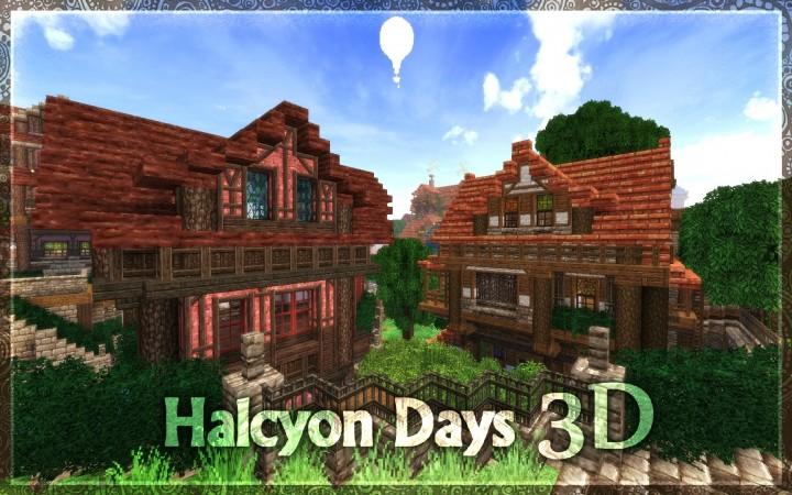18 Halcyon Days \
