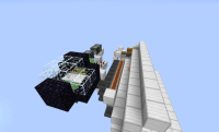 Industrial Furnace+Infinite Fuel Minecraft Project