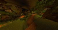 Underground Cave Base Minecraft Project