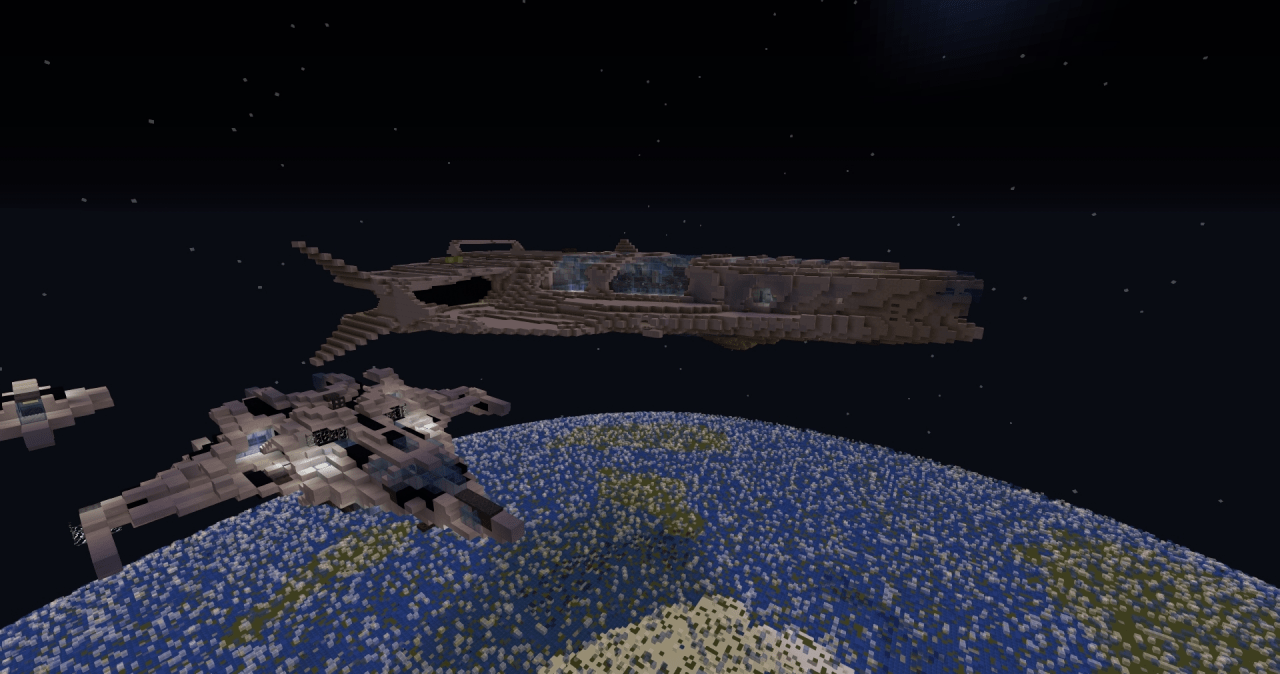 Star Legacy Minecraft Space Server Minecraft Server