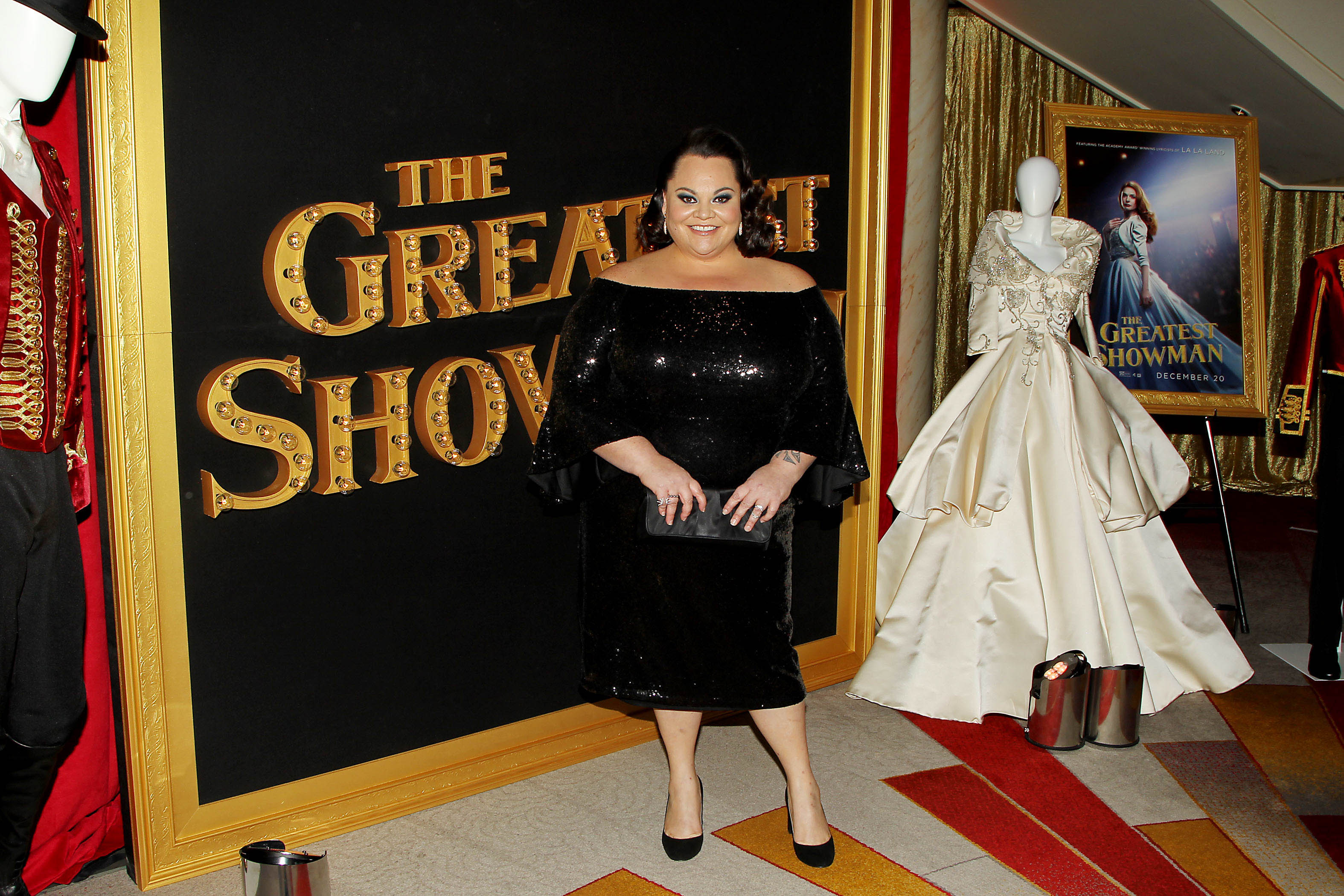 Lettie Lutz Real The Greatest Showman S Keala Settle Will Perform On The Oscars