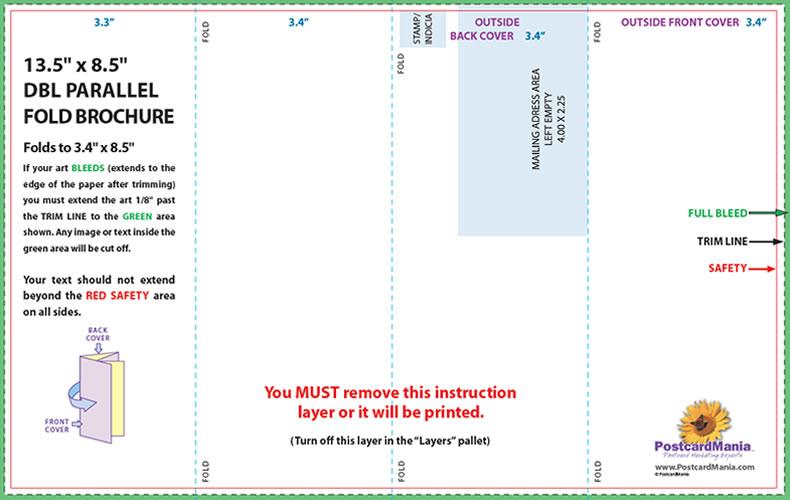 4 panel brochures - Towerssconstruction