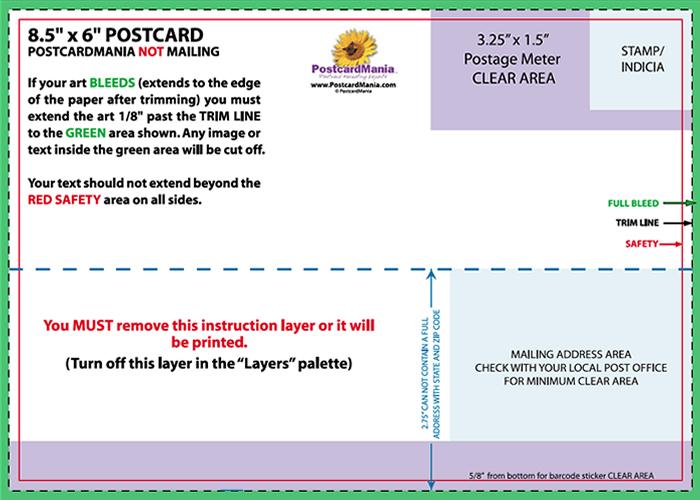Free Postcard Template Download Resumetemplatepaasprovidercom - Postcard mailing template