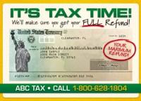 29 Brilliant Tax Preparation Direct Mail Postcard ...