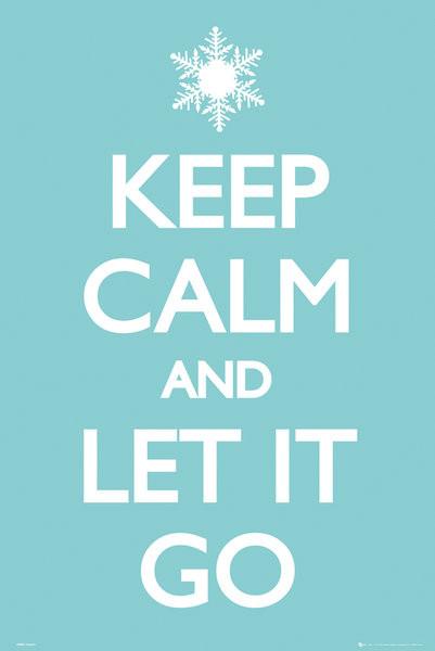 Wallpaper Cupcake Cute Keep Calm And Let It Go Poster Plakat 3 1 Gratis Bei